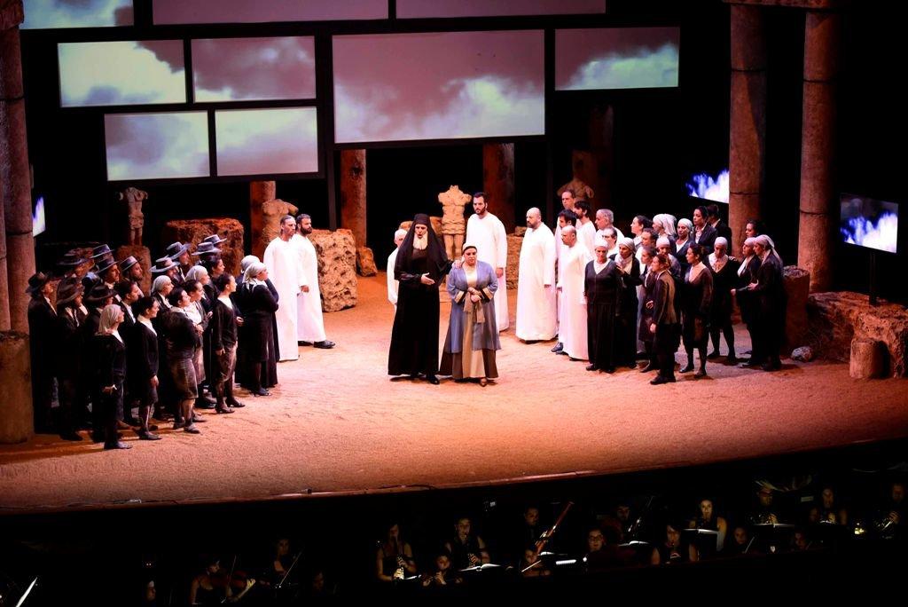 Crónica Nabucco en Atlántico Diario