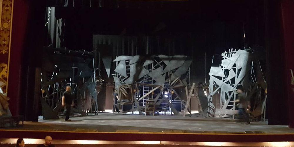 Metropolitano. Un domingo de ópera en Vigo