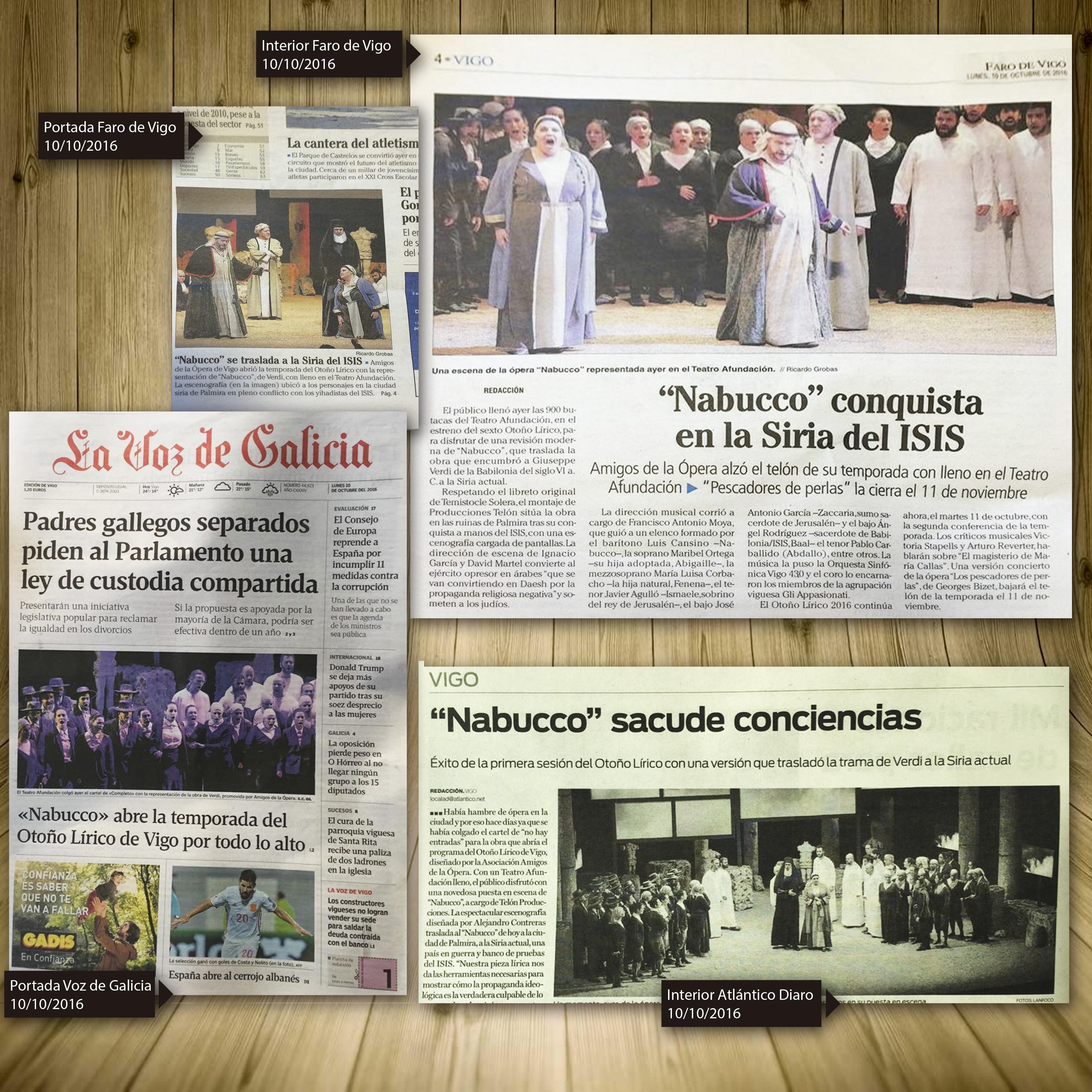 Nuestro kiosko de prensa día 10 de octubre