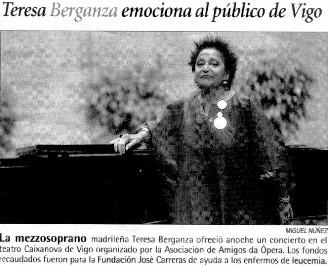 La Nueva Etapa de Amigos de la Ópera de Vigo