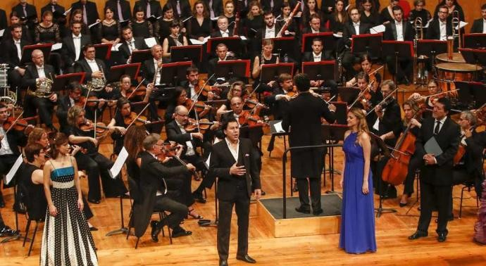 Faro de Vigo reseña La Sonnambula