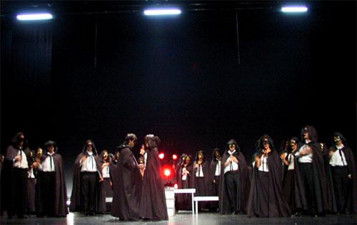 La Traviata. Verdi.