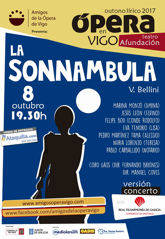 Filarmonica Coruna. Sonnambula