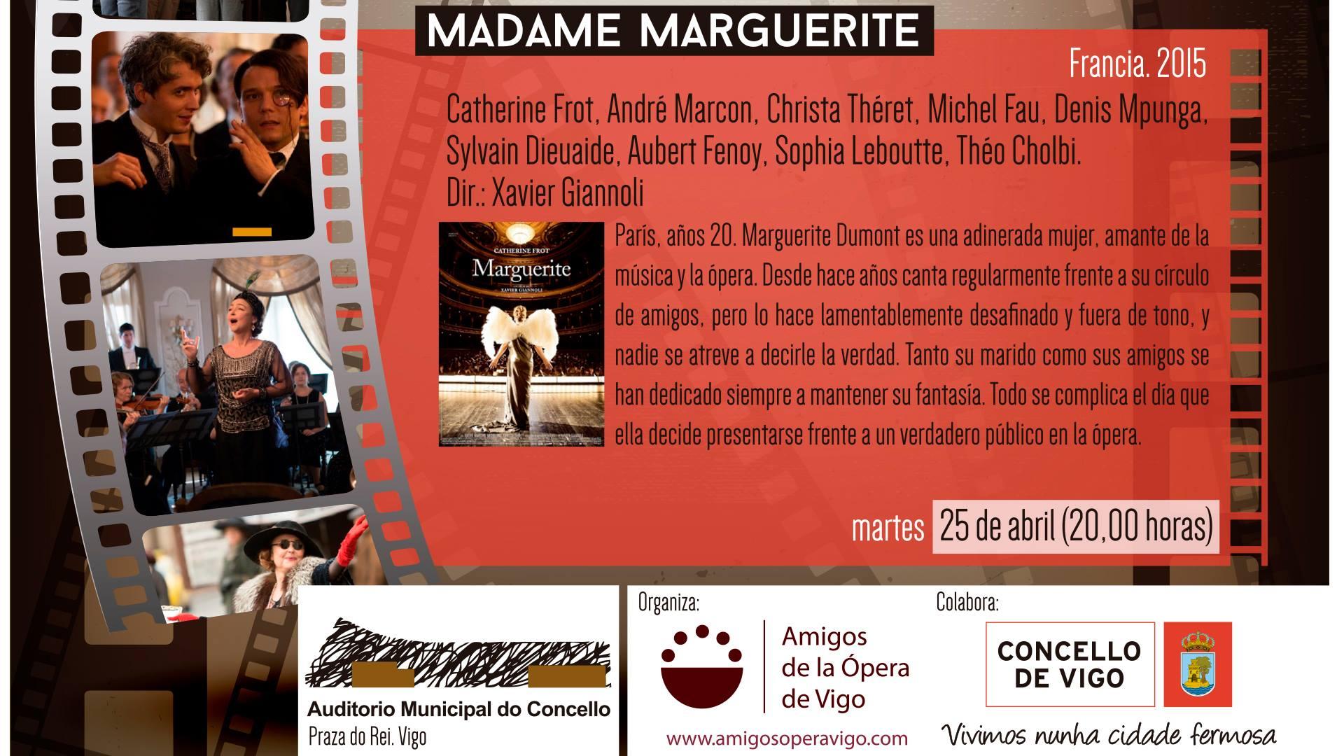 """""""Madame Marguerite"""""""