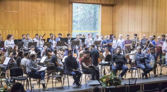 Faro de Vigo. Rigoletto cierra el programa de actuaciones de Amigos de la Ópera