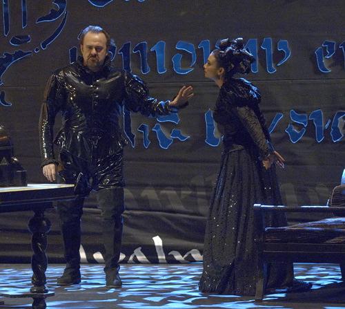 Lucrezia Borgia. Donizetti.