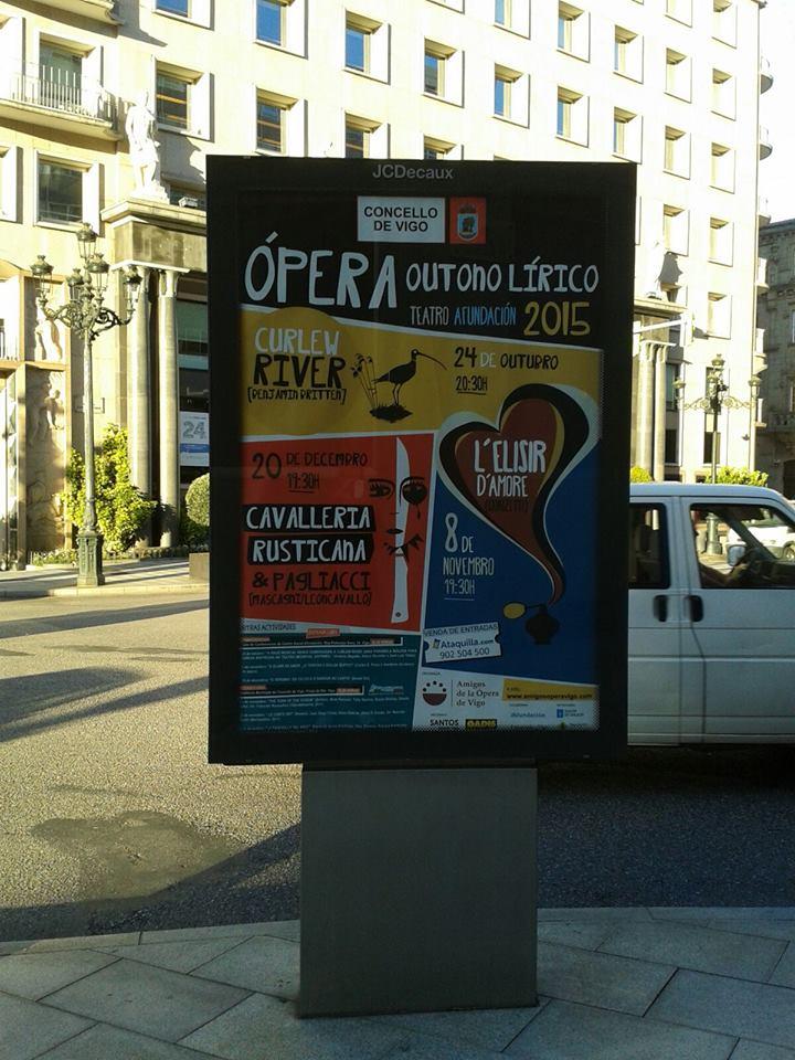 Nuestra temporada en las calles y Concello de Vigo