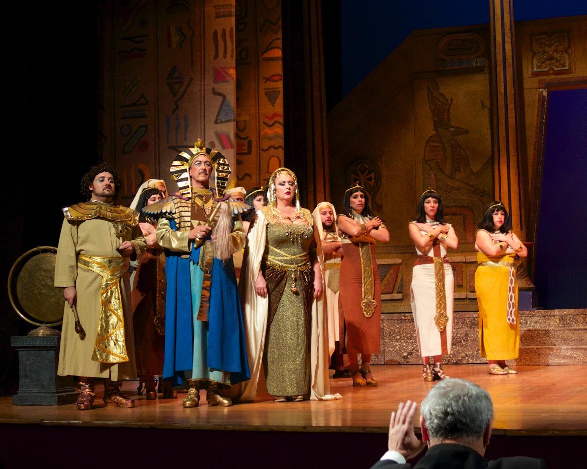 La Corte de Faraón